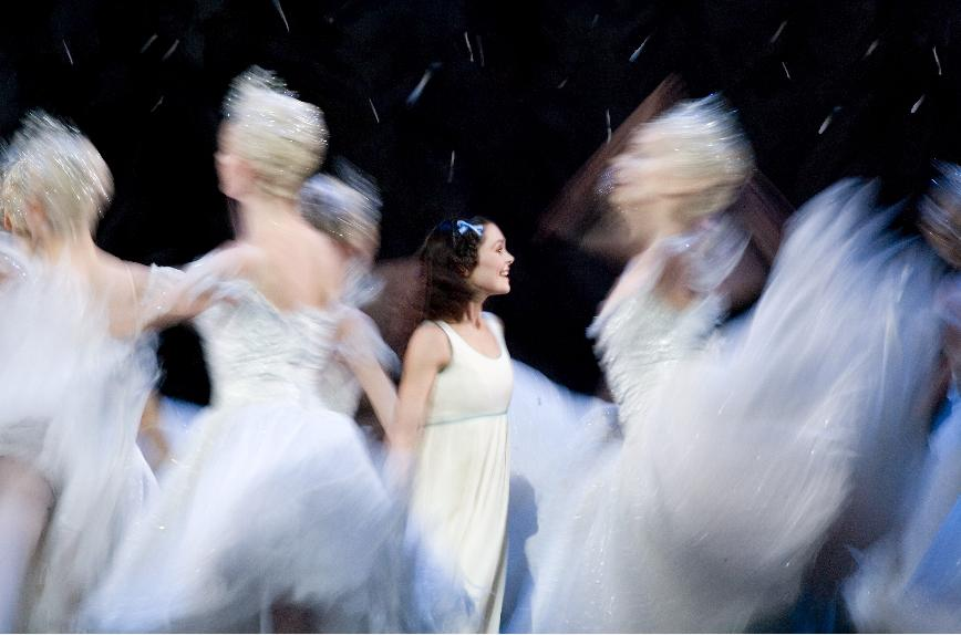 Nutcracker, The Royal Ballet, Photo : Johan Persson