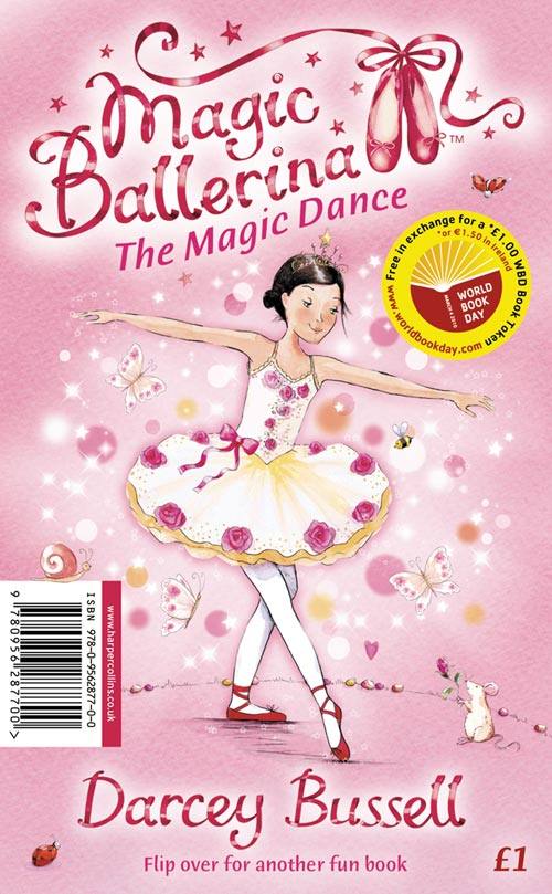 Magic Ballerina: The Magic Dance, Darcey Bussell