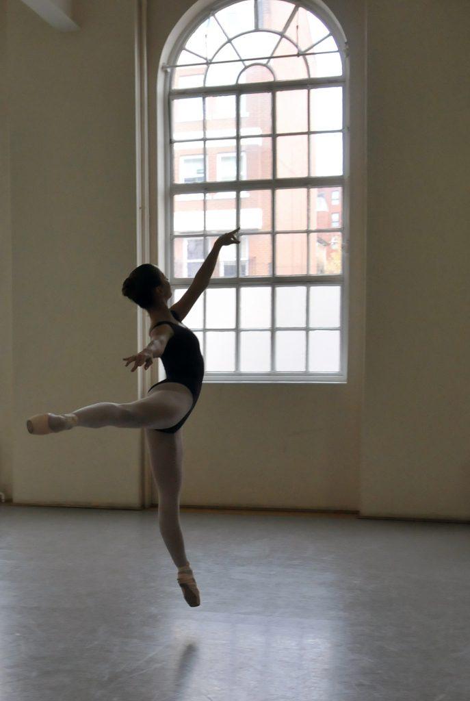 ballet news, ballet school, ballet, Ellie