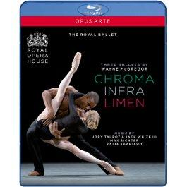 the cover of a ballet DVD