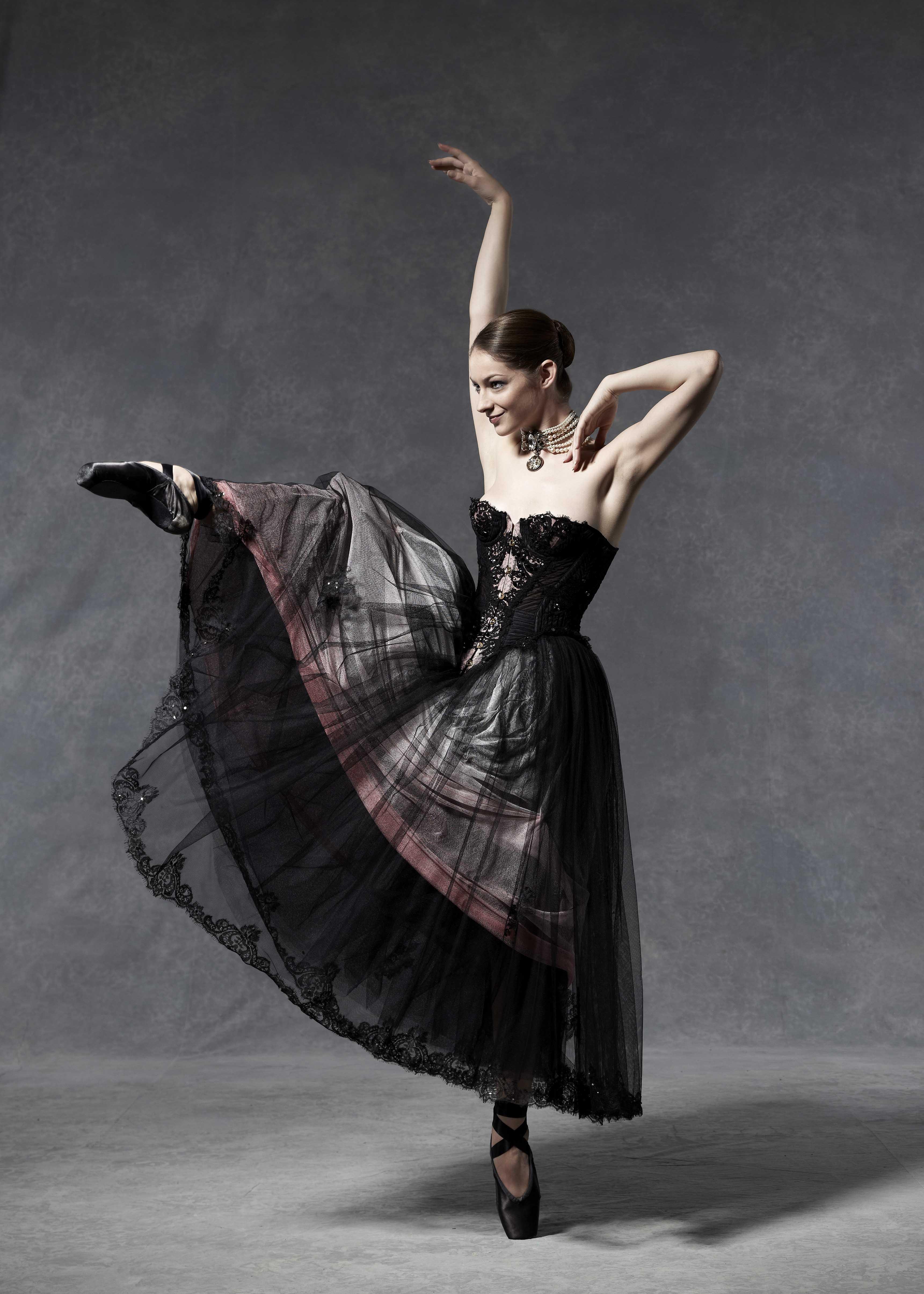 English National Ballet Collaborates With Tutu Designers