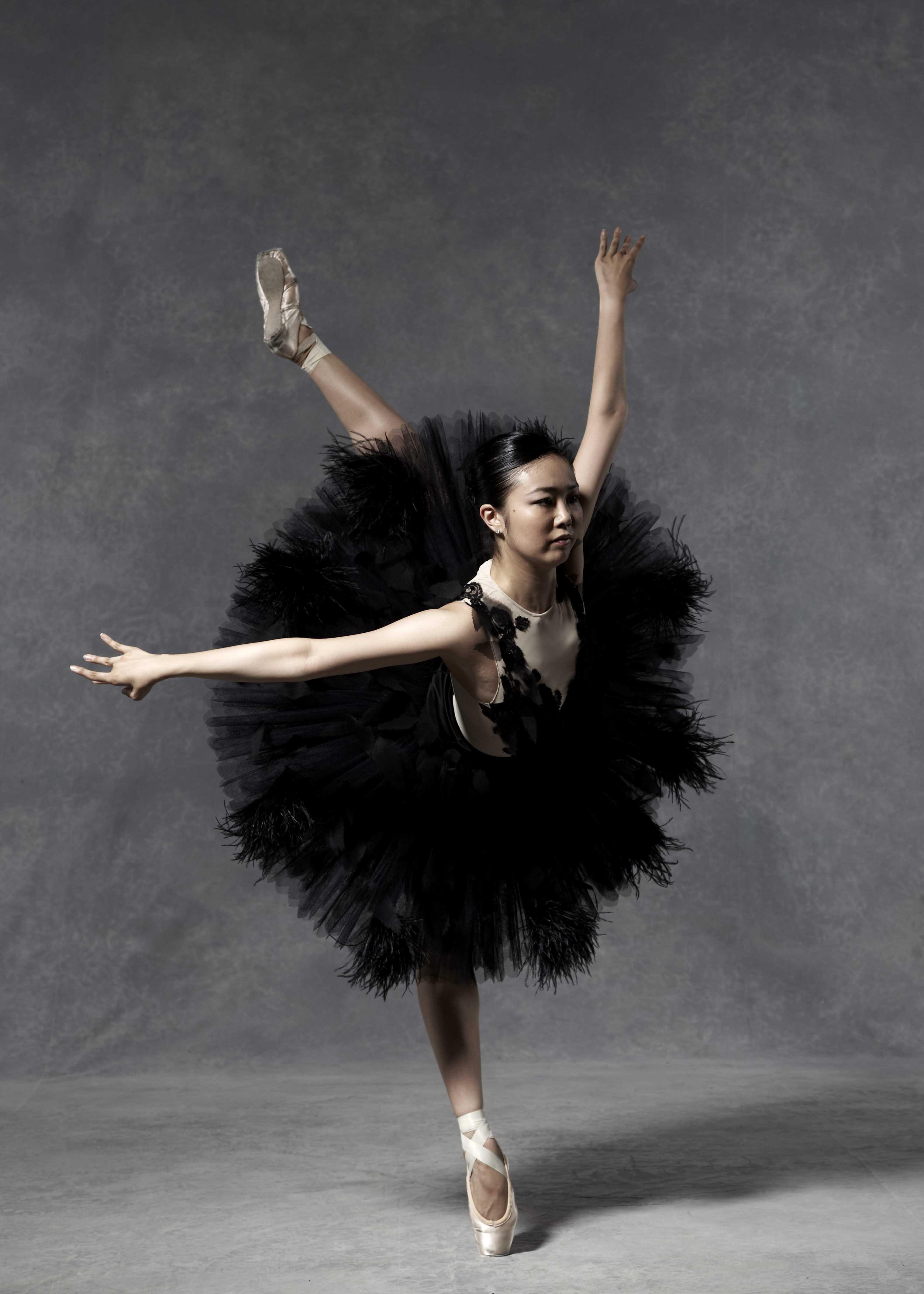 Black Ballet Dancers I...