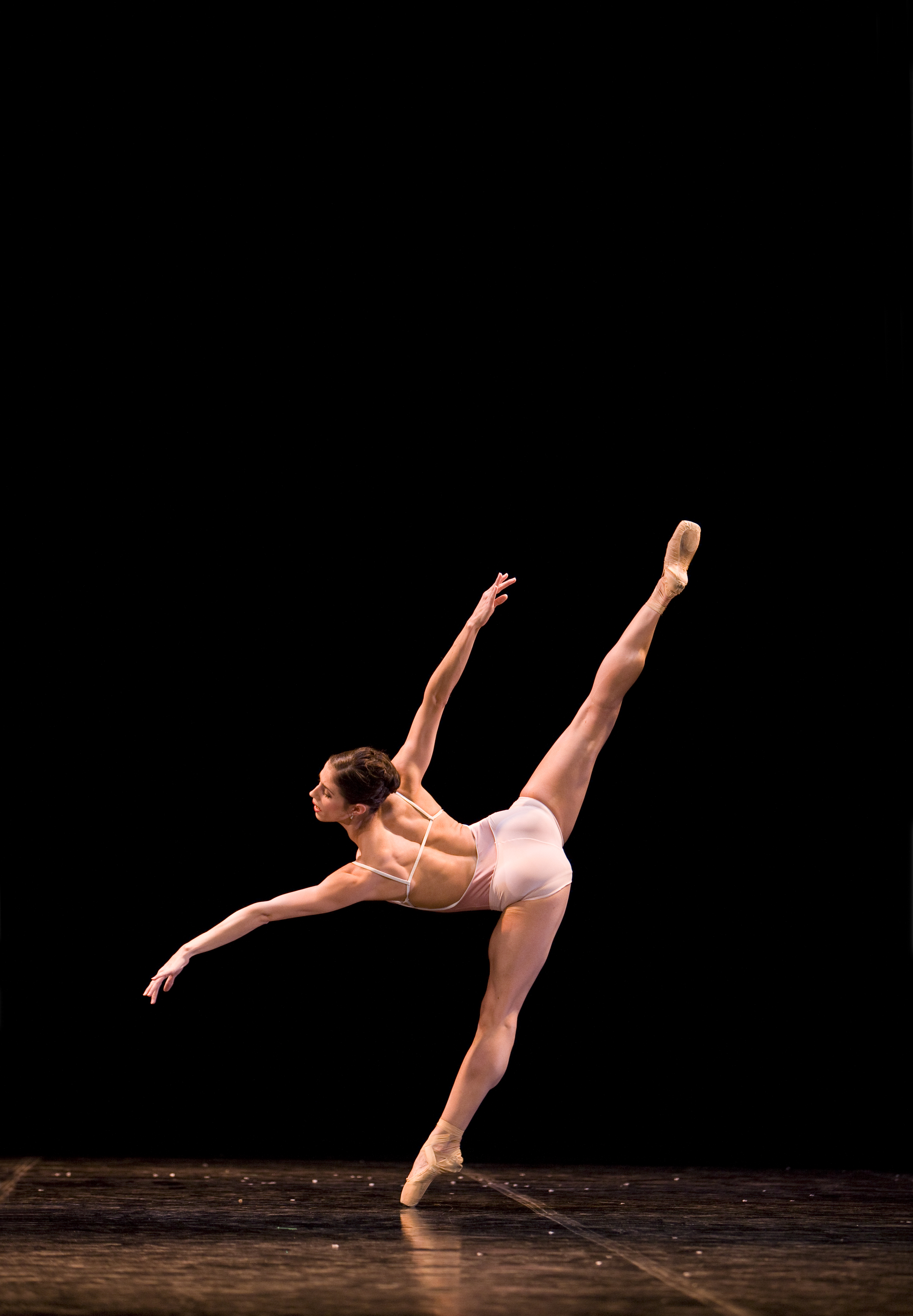 Ballet Dancers On Pointe Martha leebolt ballet dancerBallet Dancers On Pointe