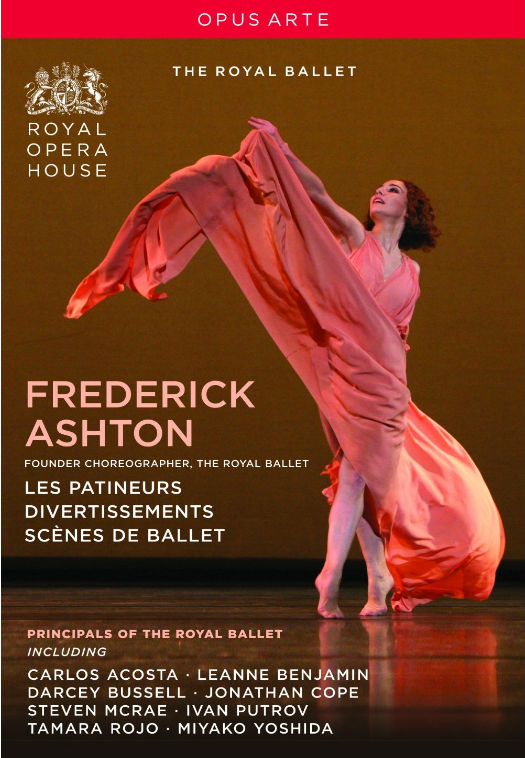 ballet dvd cover