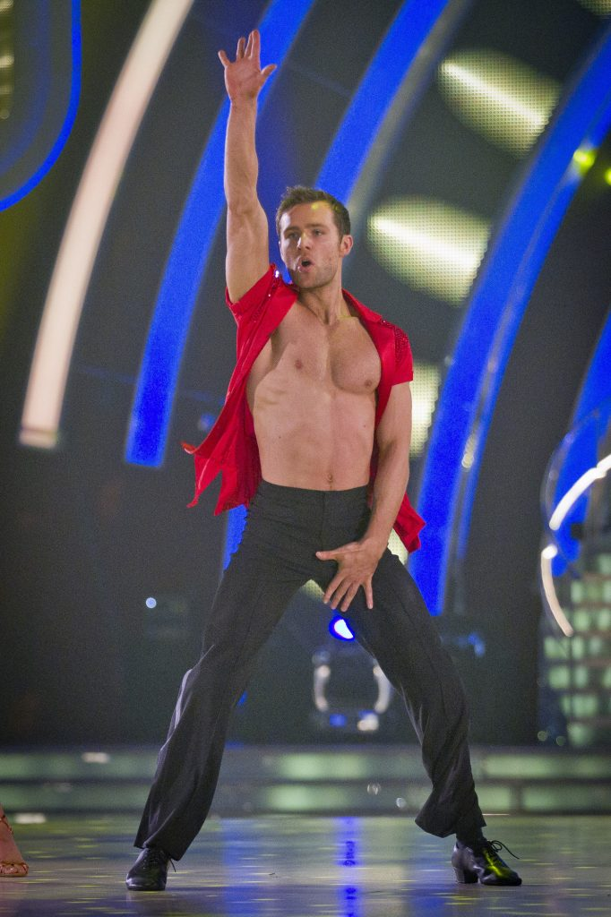 Strictly Harry Judd