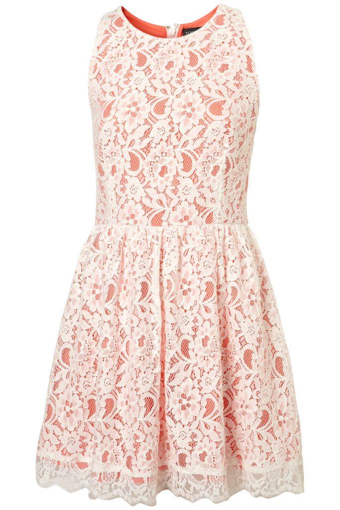 ballet lace dress