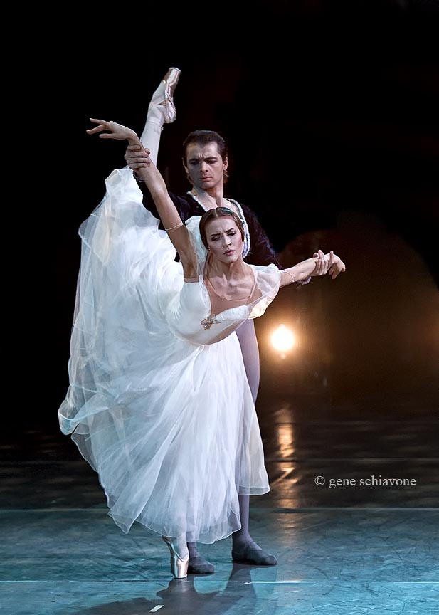 Somova and Makhateli in Giselle