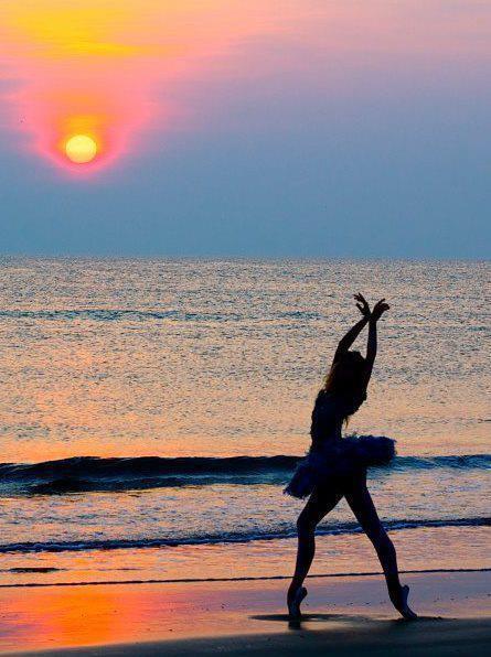 ballet @ sunset