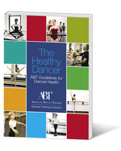 dance book cover