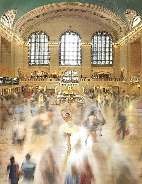 Grand Central by Rick Elkins