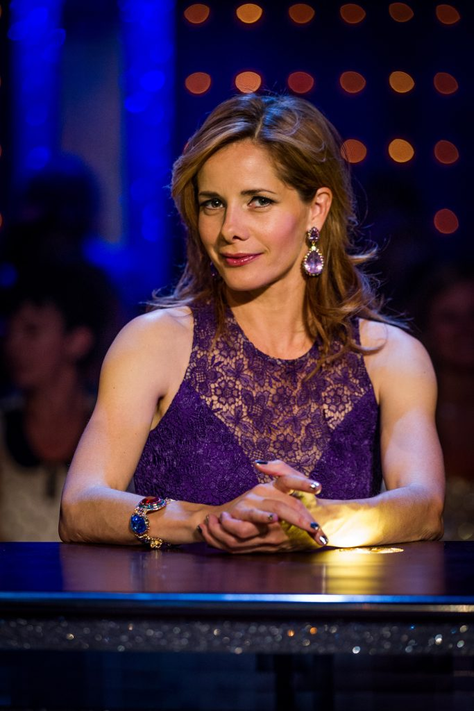 Darcey Bussell - (C) BBC - Photographer: Guy Levy