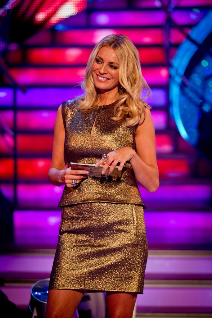 Tess Daly - (C) BBC - Photographer: Guy Levy